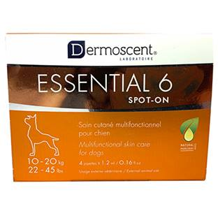 Essential 6® Medium K9 Spot-On