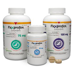 Flexprofen Chewable Tablets