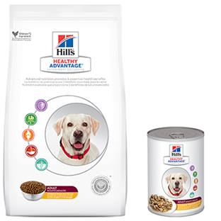 Hill's® Healthy Advantage® Adult Chicken & Vegetables Entrée Canine - Canned
