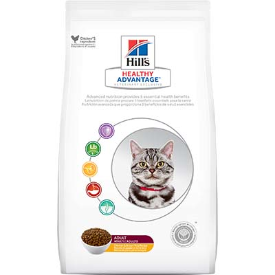 Hill's® Healthy Advantage® Adult Feline - Dry