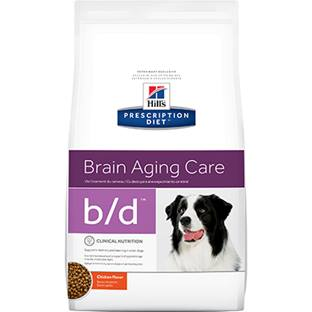 Hill's® Prescription Diet® b/d® Brain Aging Care - Dog Food