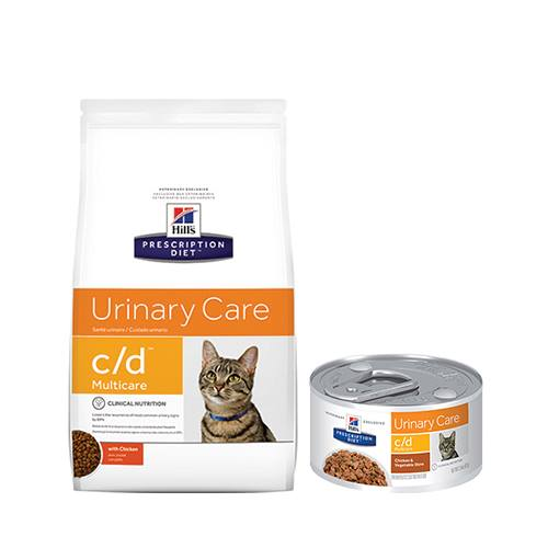 Hill's® Prescription Diet® c/d® Multicare - Cat Food