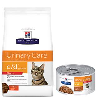 Hill's® Prescription Diet® c/d® Multicare Stress - Cat Food