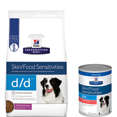 Hill's® Prescription Diet® d/d® Skin/Food Sensitivities - Dog Food