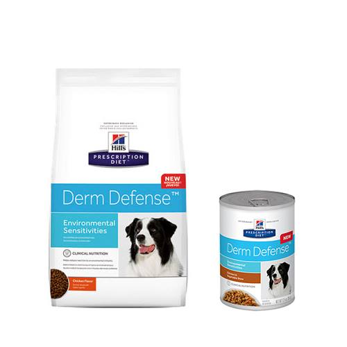 Hill's® Prescription Diet® Derm Defense™  - Dog Food