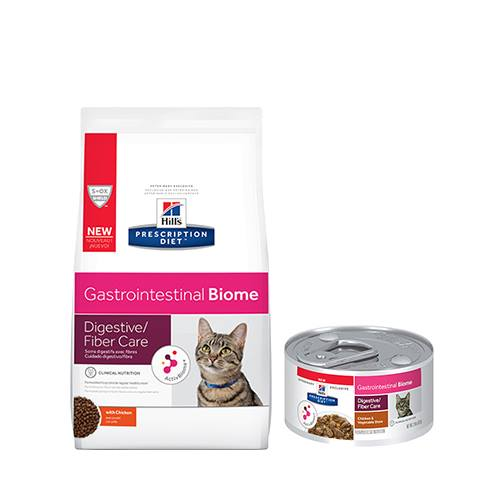 Prescription Diet® Gastrointestinal Biome - Cat Food