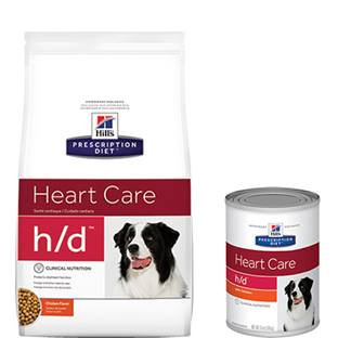 Prescription Diet® h/d® Heart Care - Dog Food