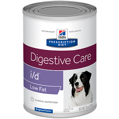 Hill's® Prescription Diet® i/d® Canine Low Fat - Canned