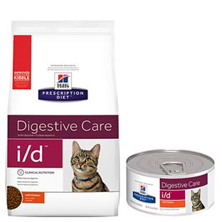 Hill's® Prescription Diet® i/d® Feline Digestive Care - Dry