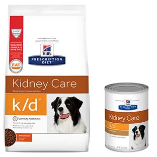 Hill's® Prescription Diet® k/d® Canine Kidney Care - Canned