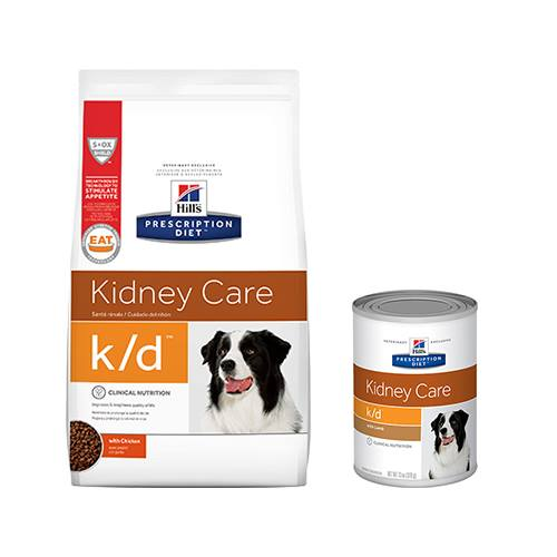 Hill's® Prescription Diet® k/d® Canine Kidney Care - Dry