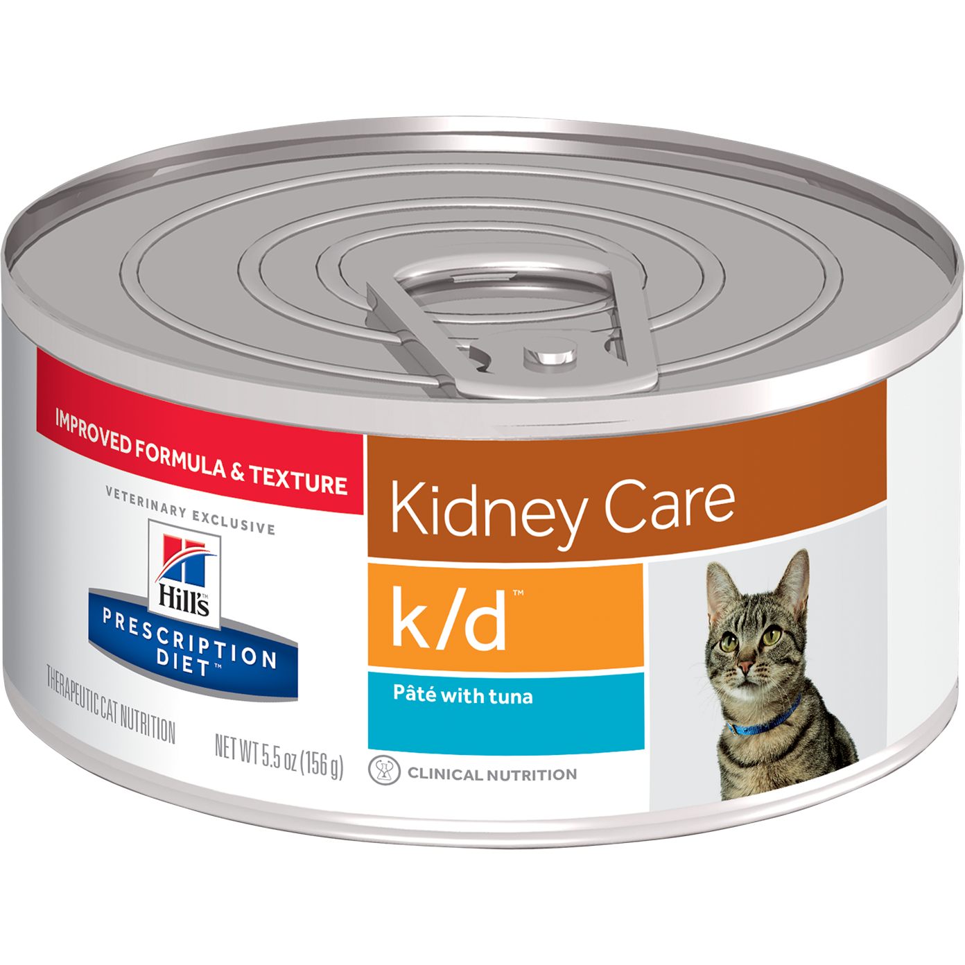 Hill's® Prescription Diet® k/d® Feline Kidney Care - Canned