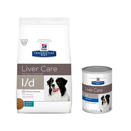 Hill's® Prescription Diet® l/d® Canine Liver Care - Canned