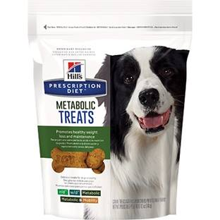 Hill's® Prescription Diet® Metabolic Advanced Weight Solution - Dog Treat