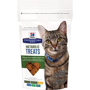 Hill's® Prescription Diet® Metabolic Advanced Weight Solution - Cat Treat