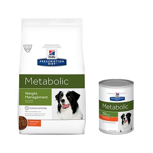 Hill's® Prescription Diet® Metabolic Canine - Canned