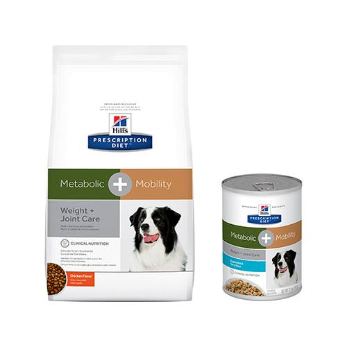 Hill's® Prescription Diet® Metabolic + Mobility Canine - Dry
