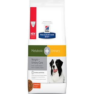 Hill's® Prescription Diet® Metabolic + Urinary Canine - Dog Food