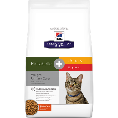 Hill's® Prescription Diet® Metabolic + Urinary Stress - Cat Food