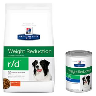 Hill's® Prescription Diet® r/d® Canine Weight Reduction - Canned