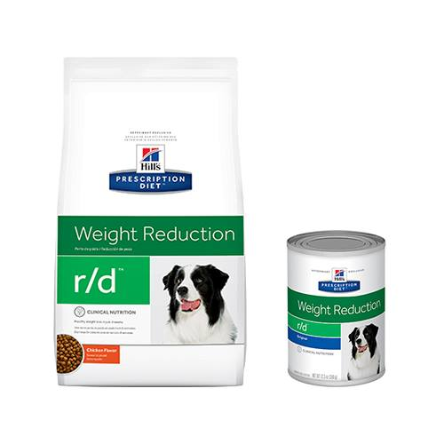 Hill's® Prescription Diet® r/d® Canine Weight Reduction - Dry