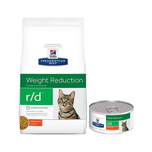 Hill's® Prescription Diet® r/d® Feline Weight Reduction - Canned
