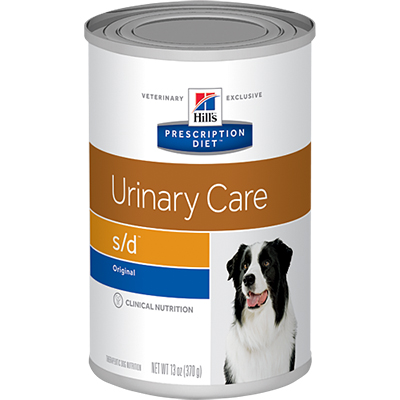 Hill's® Prescription Diet® s/d® Urinary Care - Dog Food