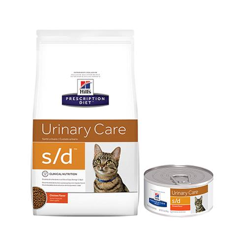 Hill's® Prescription Diet® s/d® Feline Urinary Care - Dry