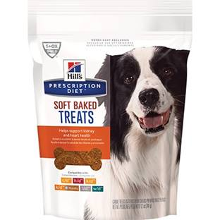 Hill's® Prescription Diet® Soft Baked - Dog Treat