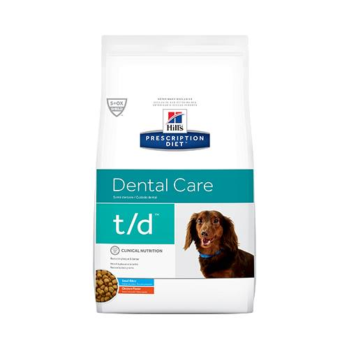 Hill's® Prescription Diet® t/d® Dental Care - Dog Food