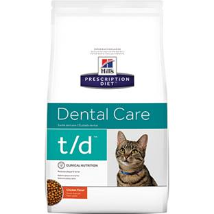 Hill's® Prescription Diet® t/d® Dental Care - Cat Food