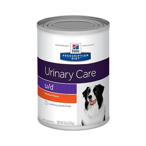 Hill's® Prescription Diet® u/d® Canine Urinary Care - Canned