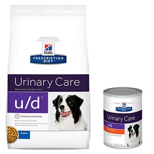 Hill's® Prescription Diet® u/d® Canine Urinary Care - Dry