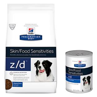 Hill's® Prescription Diet® z/d® Canine Skin/Food Sensitivities - Canned