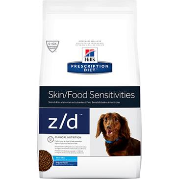 Hill's® Prescription Diet® z/d® Small Bites Skin/Food Sensitivities - Dog Food