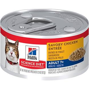 Hill's® Science Diet® 7+ Adult - Cat Food