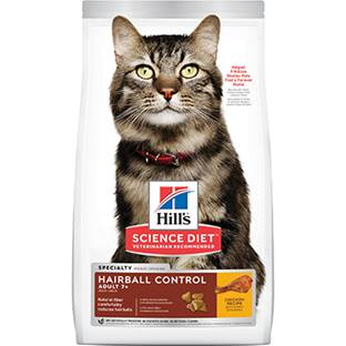 Hill's® Science Diet® Adult 7+ Hairball Control - Cat Food