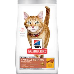Hill's® Science Diet® Adult Hairball Control Light - Cat Food
