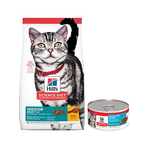 Hill's® Science Diet® Adult Indoor Feline - Dry