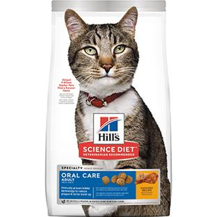 Hill's® Science Diet® Adult Oral Care - Cat Food