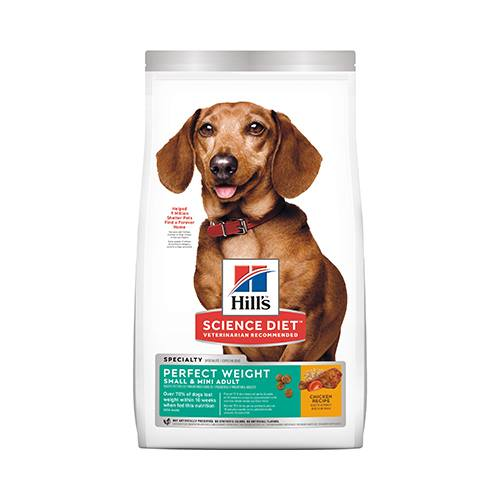 Hill's® Science Diet® Adult Perfect Weight Small & Toy Breed - Dog Food