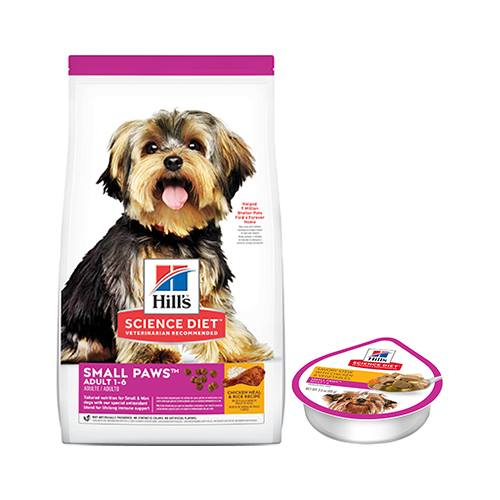 Hill's® Science Diet® Adult Small & Toy Breed - Dog Food