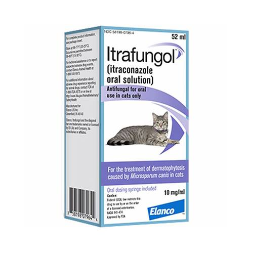 Itrafungol™ Oral Solution
