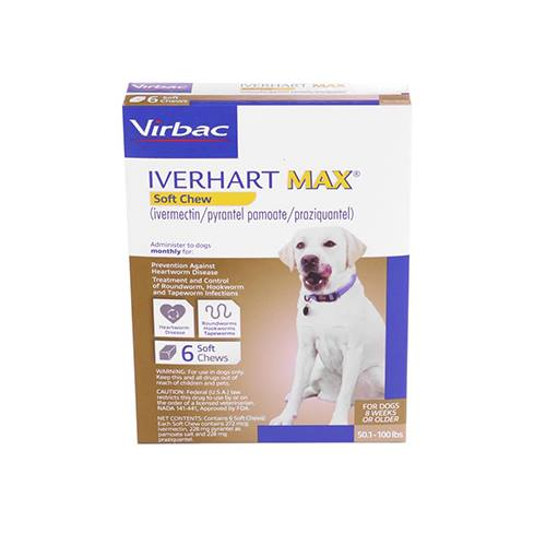 Iverhart Max® Soft Chew