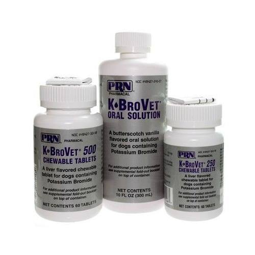 K-BroVet® Chewable Tablets