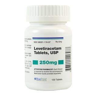 Levetiracetam Immediate Release Tablets