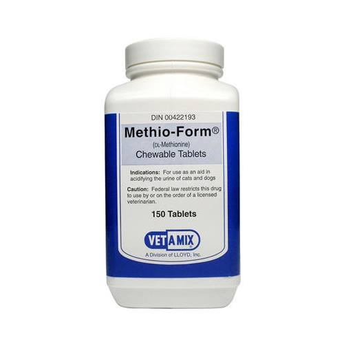 Methio-Form® Chewable Tablets