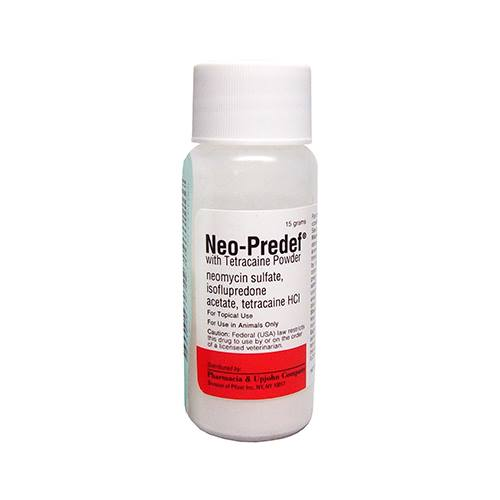 Neo-Predef® with Tetracaine