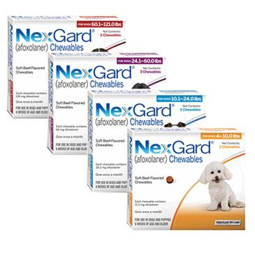 NexGard® Chewables