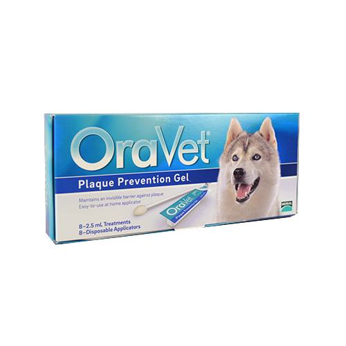 OraVet® Barrier Sealant and Plaque Prevention Gel